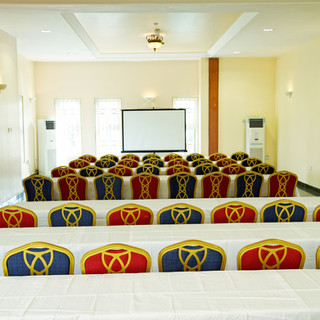 Oxygen hotel and resorts meeting room, owerri