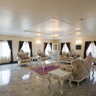 Oxygen hotel and resorts hotel owerri living room