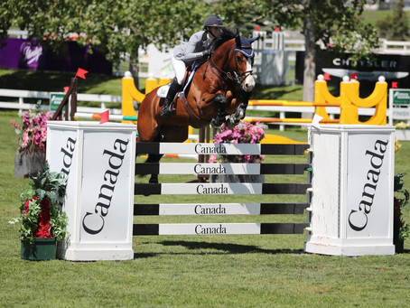 Top Placings at Spruce Meadows
