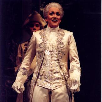As Octavian (Der Rosenkavalier) | Théâtre du Capitôle Toulouse.