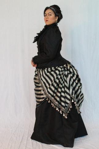 Augusta Tabor Costume