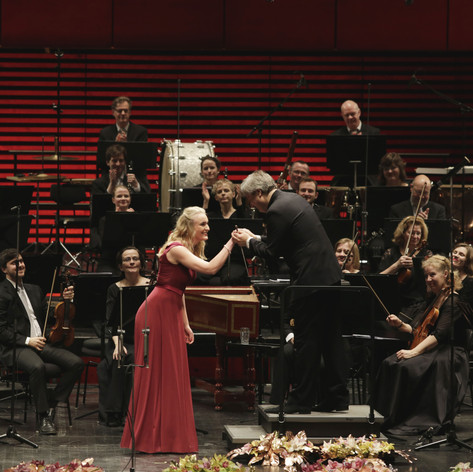 Concert with the Icelandic Symphony Orchestra