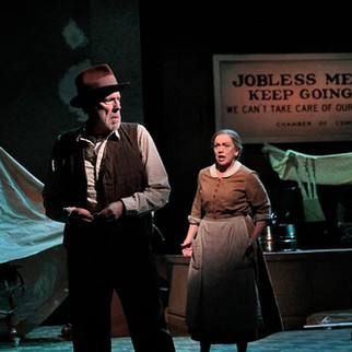 With Robert Orth as Uncle John | Opera Theatre of St. Louis