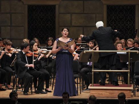 "Singing ""Urlicht"" from Mahler's Symphony No. 2"
