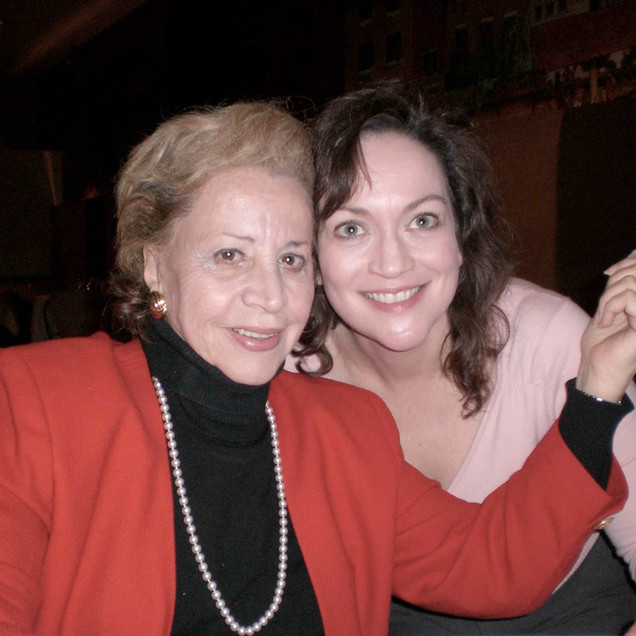 """What a privilege it was to sing Erika in """"Vanessa"""" at New York City Opera, with the original Erika, Rosalind Elias, as the Old Baroness."""