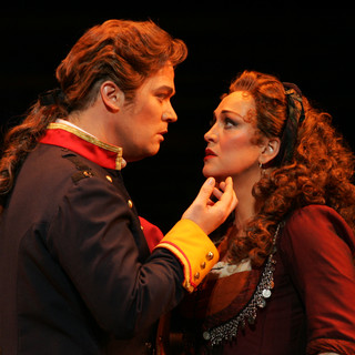 With John Bellemer as Don José | New York City Opera | Photo: Carol Rosegg