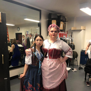 Gretel and the Witch