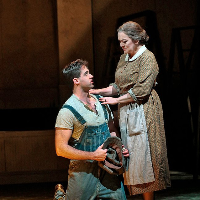 With Tobias Greenhalgh as Tom | Opera Theatre of St. Louis