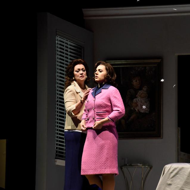 With Daniela Mack as Jackie Kennedy | Fort Worth Opera