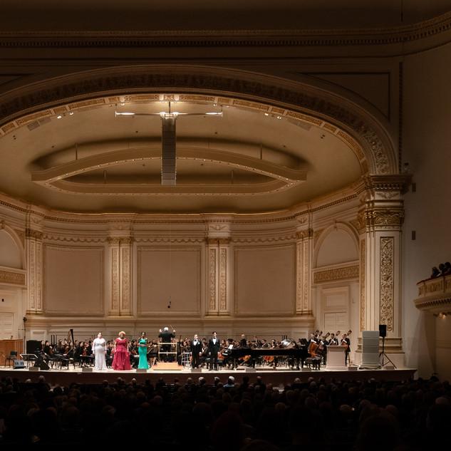 MSM 100th Anniversary Gala | Carnegie Hall