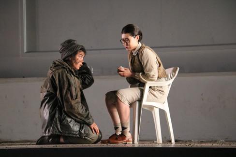 """As Bradamante in """"Alcina"""""""