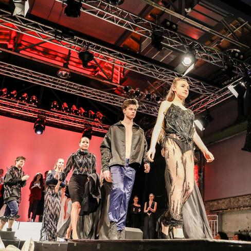 Aquair Fashion Show