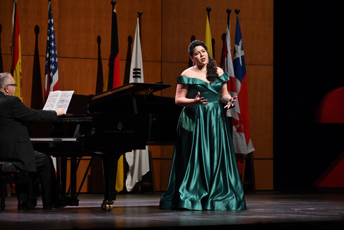 57th Tenor Viñas Competition Final Round