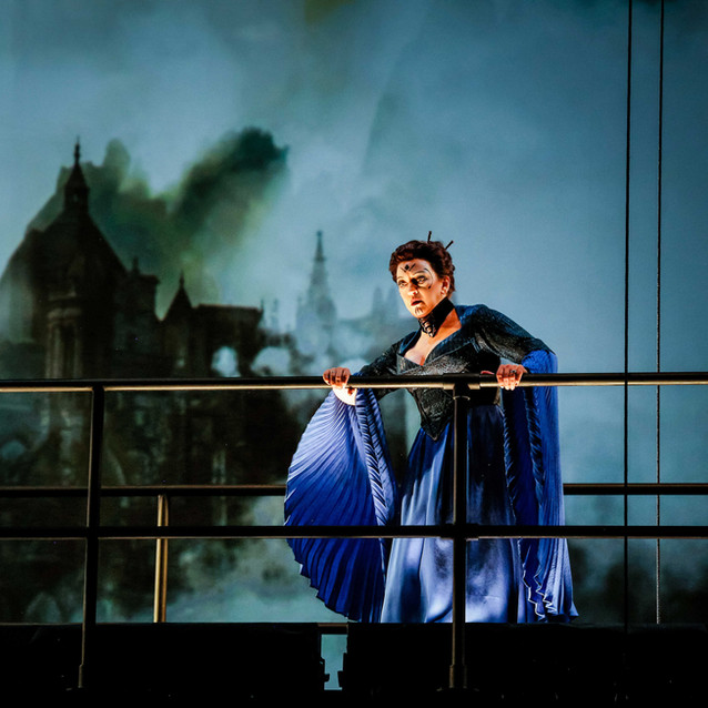 "As Fricka in ""Das Rheingold"" | Minnesota Opera | Photo: Cory Weaver"