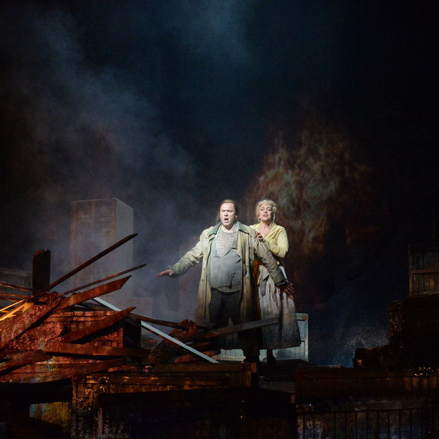 with Neal Cooper as Mark | Bard SummerScape