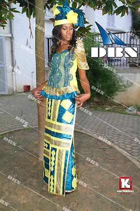 Modèle Femme APL 001