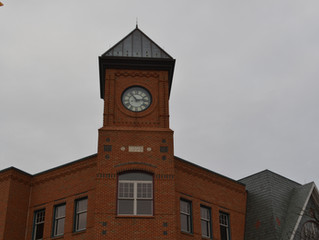 Kennett Square's Clock Tower is Cool