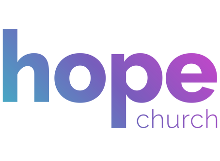 Welcome to Hope Church
