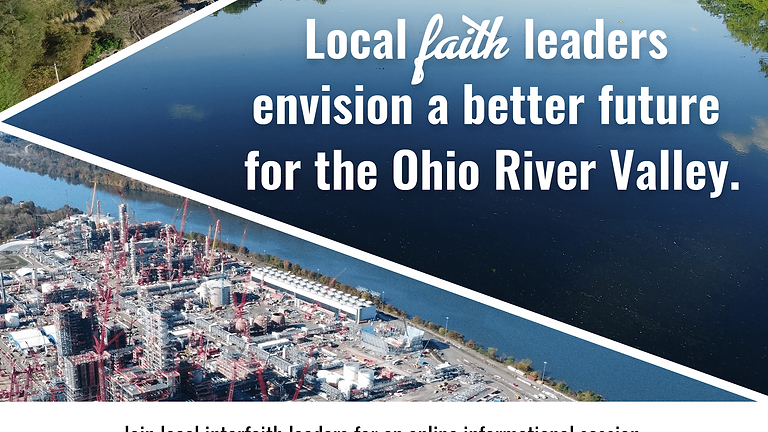 Informational Session: Faith Community Letter Campaign