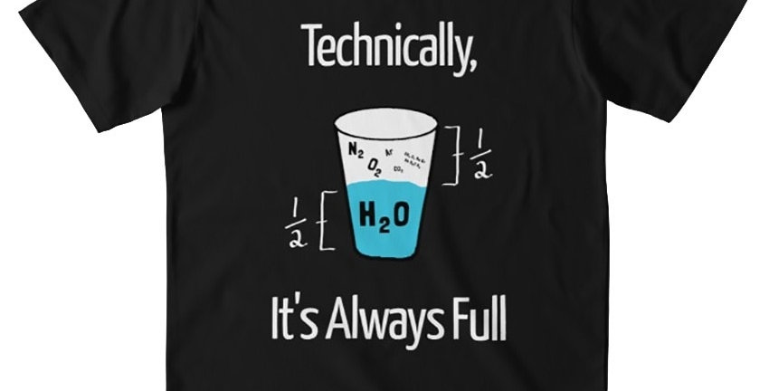 GeekTees - Funny Science Humor T Shirt