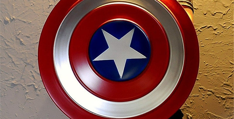 Super Hero Shield Cosplay Prop | 6 Designs
