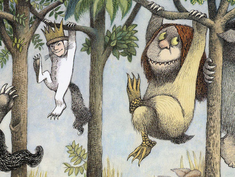 Where the Wild Things Are ©
