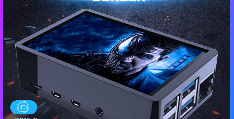 """3.5"""" Raspberry Pi Touch Screen 