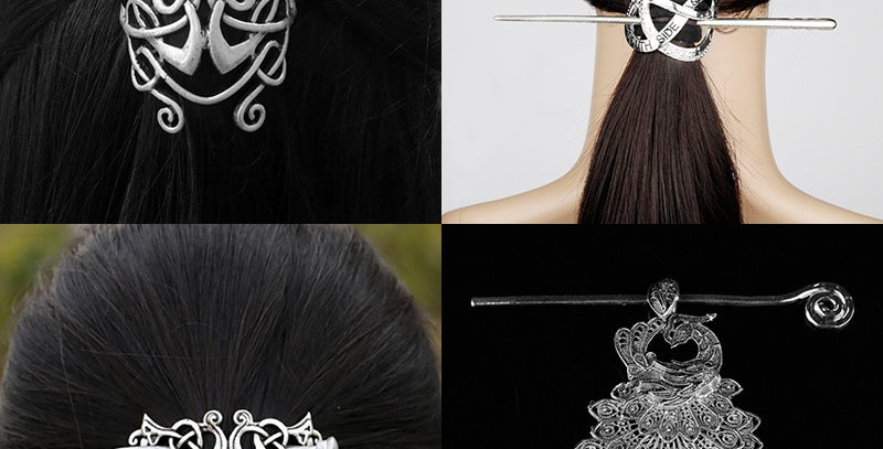 27 Style Viking Celtic Hairpin | Unique Geek