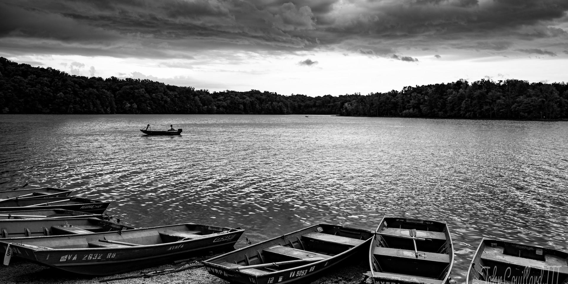 The Lonley Boatman