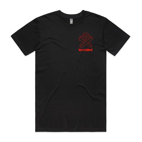 Essential Black T (Red X-Man)