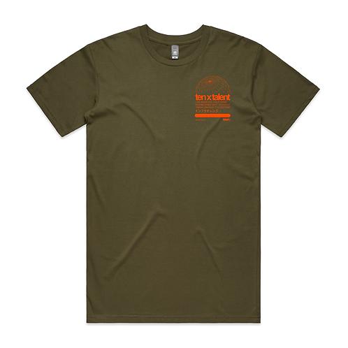 Infra Orange Collection T (Olive)