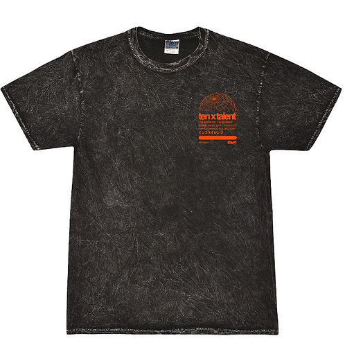 Infra Orange Collection (Mineral Tee)