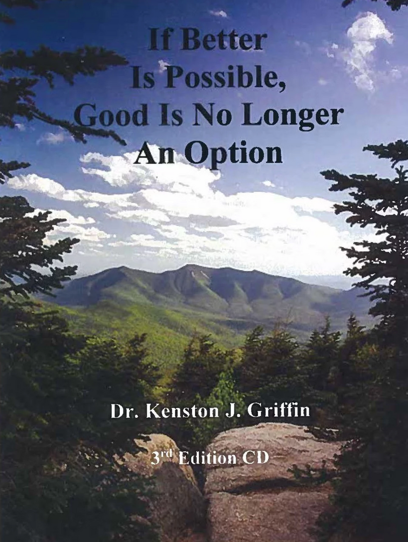 If Better is Possible, Good is No Longer and Option