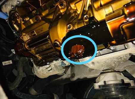 Un motor de BMW 328i que presenta un desfase en los tiempos de motor