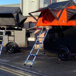 Tent Box Roof Tent's