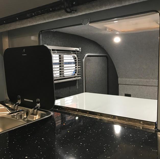 Glampa Campa Kitchen