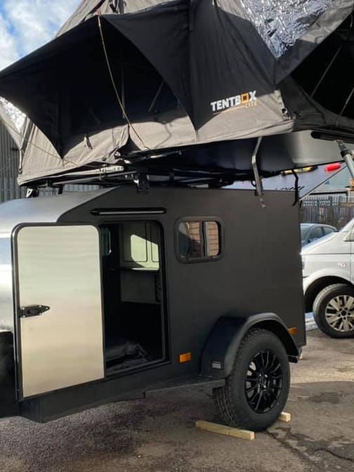 Grand Tourok Plus Roof Tent