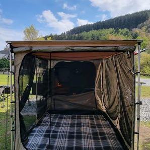 Deluxe Canopy Awning