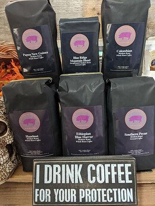 Flavored Coffee and Espresso