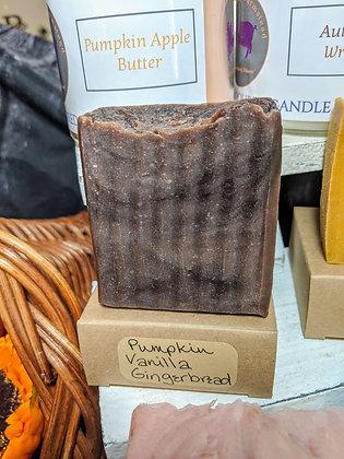 Pumpkin Vanilla Gingerbread