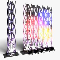 Stage Decor 27 Modular Wall Column