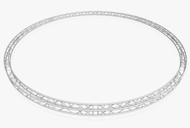 Circle Square Truss (Full diameter 1000cm)