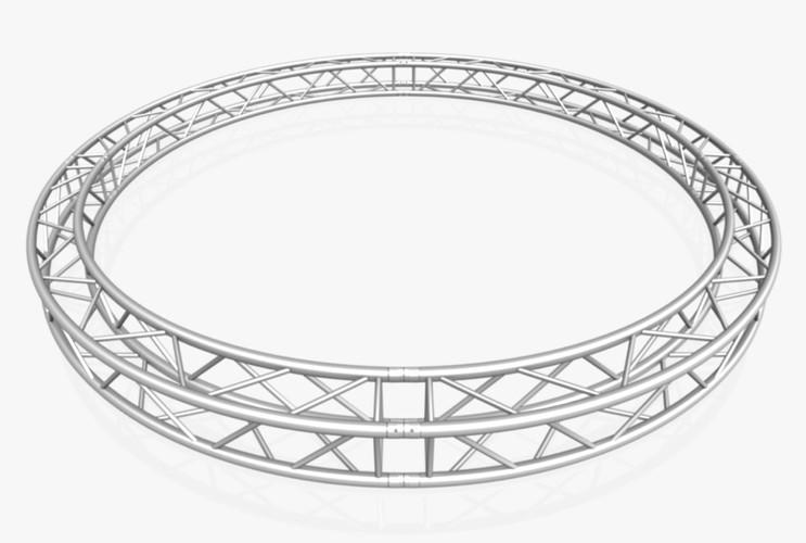 Circle Square Truss (Full diameter 400cm)