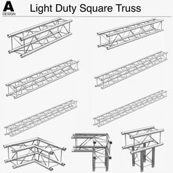 30-06-LightSquareTruss