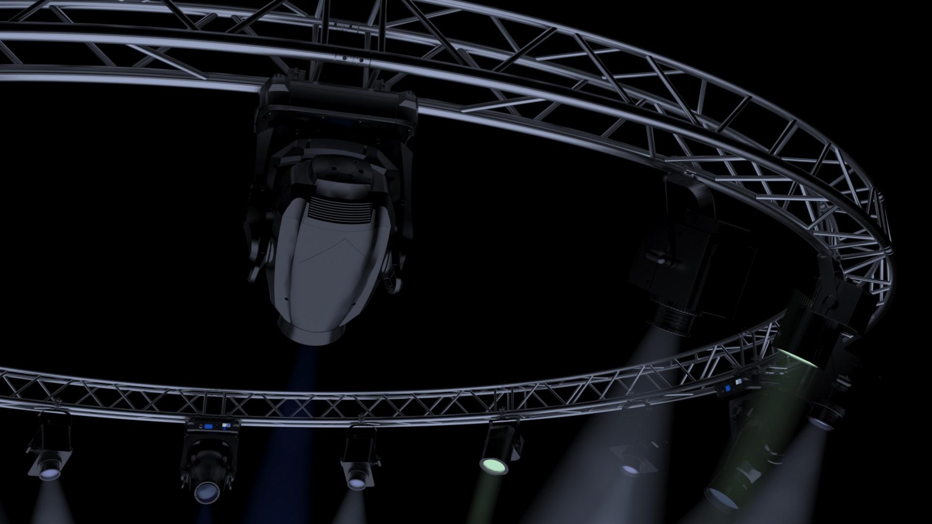 41-04-CircleSquareTruss700cm-StageLights