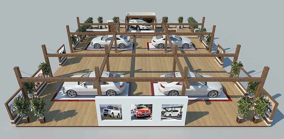 Exhibition Stand 101