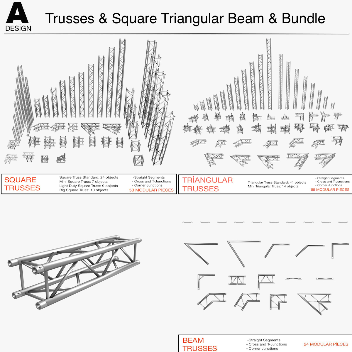 30-00-TrussesSquareTriangularBeamBundle-