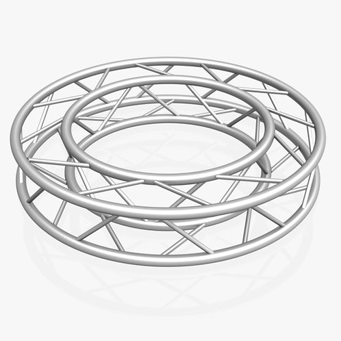 Circle Square Truss -CALISMA-1