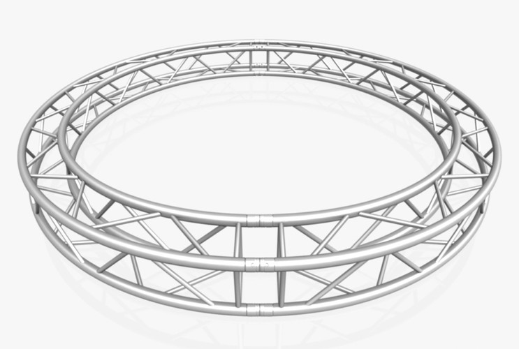 Circle Square Truss (Full diameter 300cm)