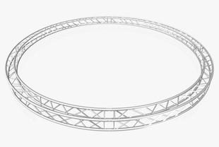 Circle Square Truss (Full diameter 600cm)